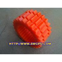 Buy cheap High precison Mould injected plastic nylon 20 Teeth 50 straight gear bevel pinion gear plastic gear parts Manufacturer from wholesalers