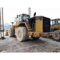 Buy cheap Made in USA Used CAT 988G Wheel Loader CAT 3456EUI Engine 520hp engine power from wholesalers