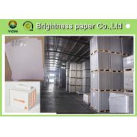 Buy cheap Greeting Card Making Ivory Board Paper Cardbard Antistatic Strong Water Resistance from wholesalers