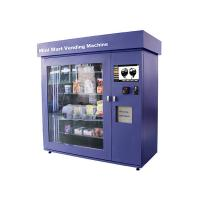 Buy cheap Large Glass Window Automatic Snack Vending Kiosk with Industrial Grade Control Board from wholesalers
