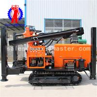 Buy cheap pneumatic well drilling rig large crawler drilling equipment percussion rotary drilling machine simple operation from wholesalers