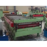 Buy cheap Metal Corrugated Roofing Sheet Roll Forming Machine To Pilippines from wholesalers