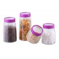 Buy cheap Glass Storage Canister Set (KG0122490000) from wholesalers