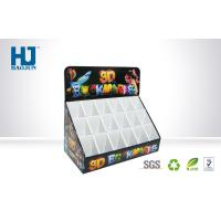 Buy cheap Recyclable cardboard custom Counter Display Boxes with Hot Stamp Printing from wholesalers
