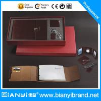 Buy cheap Notebook,clock,key chain,card bag for gift set from wholesalers