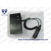 Buy cheap Portable Mobile Phone Signal Jammer , 2G 3G Cell Phone Signal Blocker DCS PCS product
