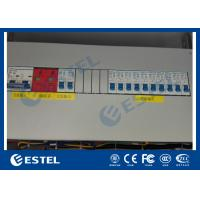 Buy cheap AC / DC Power Distribution Unit With Various Circuit Breaker and SPD / 19 Rack Mount PDU from wholesalers