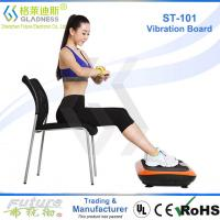 Buy cheap Gladness Full Body Vibration Platform Fitness Massage Machine Exercise Vibration Trainer from wholesalers