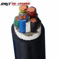 Buy cheap RMJT 8.7/15kV XLPE Insulated PVC jacket with armouring copper conductor power cable from wholesalers