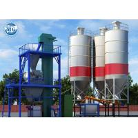 Buy cheap Bulk  Portable Steel Cement Silo 60 Ton Widely Using Include Ladder from wholesalers