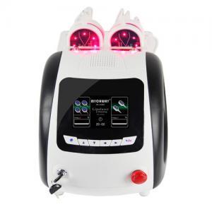 Buy cheap Reduce Cellulite Lipo Laser Machine Portalbe , 635nm - 650nm product