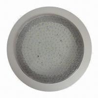 Buy cheap Recessed LED Ceiling Light with 13.5W Power, Aluminum Alloy Body and PMMA Cover, CE/RoHS/FCC-marked product