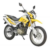Buy cheap Led Winker Off Road Enduro Bikes Single Cylinder Air Cooling Engine Long Lifespan from wholesalers