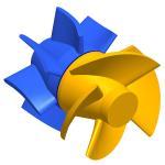 Buy cheap pelton turbine generator windmill water pump from wholesalers