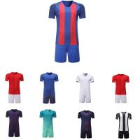 Buy cheap custom colorful china guangzhou cheap football teams t shirts wholesale sublimated blank soccer jersey from wholesalers