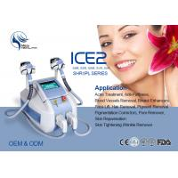 Buy cheap 2500w Color Touch Screen E-Light IPL RF Multifunctional Shr Opt Ipl Hair Removal from wholesalers