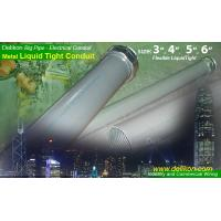 Buy cheap DELIKON BIG diameter METAL LIQUID TIGHT CONDUIT,  conduit fittings for commercial and industry wiring product