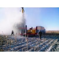 Buy cheap Most popular water well drilling rig machine , well digging equipment 400m depth from wholesalers