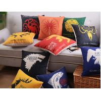 Buy cheap The Game of Thrones cushion,badge printed cushion,film and TV cushion,cotton linen cushion from wholesalers