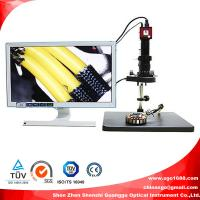 Buy cheap HDMI 1080P High definition Video digital microscope 28X-180X magnification SGO-200HRX from wholesalers