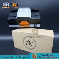 Buy cheap Casino Automatic Playing Card Shuffler Eight Decks For Baccarat Poke Table Games from wholesalers