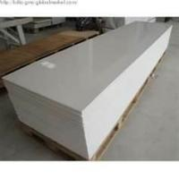 Buy cheap Artificial Stone Cream White Cameo White Modified Acrylic Solid Surface Stone Sheets from wholesalers