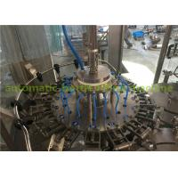 Buy cheap 4000BPH 500ml Labeling Packing Water Bottle Filling Machine Beverage Plant product