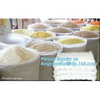 Buy cheap 25kg 50kg white recycled agriculture pp woven bag bopp laminated pp woven bags china manufacturers,,flour,rice,fertilize from wholesalers
