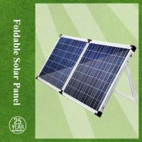 Buy cheap 120w foldable poly solar panel FACTORY DIRECT to Australia,Canada,Russia etc... from wholesalers