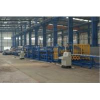 Mineral Wool / Glass Wool Sandwich Production Panel Line, EPS Sandwich Panel Line