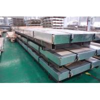 Buy cheap 4x8 ft Polished 304 Stainless Steel Sheets for Countertops / Silver SS Plates from wholesalers