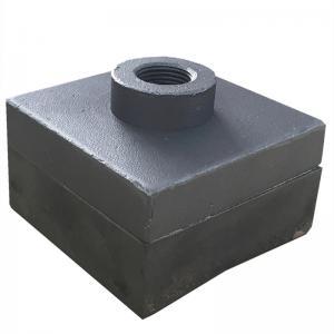 Buy cheap 90x90x55mm 3.1kgs Bi Metal 63HRC / 700BHN Grinder Hammer Tips product