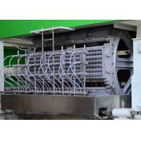 Buy cheap Auto Recycling Paper Egg Tray Machine , Fruit tray / Egg Carton Pulp Moulded Machinery from wholesalers