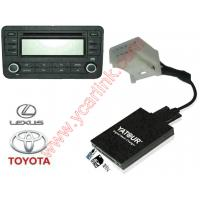 Buy cheap Lexus 2004-2011 USB SD AUX MP3 Interface Adapter (YATOUR Car Digital CD Changer) from wholesalers