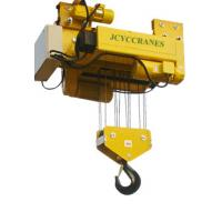 Buy cheap 12 Ton Lifting Equipment / Monorail Single Girder Hoist For Warehouse from wholesalers