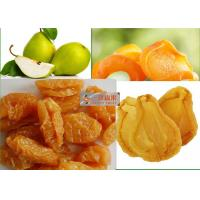 Buy cheap Hygienic Pear Freeze Dried Fruit With High Nutritional Value Delicious Taste from wholesalers