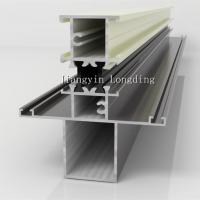 Buy cheap High-performance 6063-T5 aluminum profiles for windows and curtain wall from wholesalers