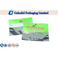 Buy cheap PET / VMPET / PE Laminated Pouch For Fishing Hooks Baits Packing from wholesalers