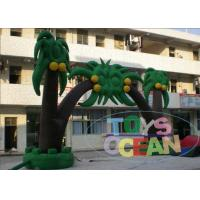 Buy cheap Custom Rent Commercial Advertising Inflatables Arch Waterproof For Extrior from wholesalers