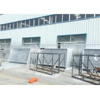 Buy cheap Hot Dipped Galvanized  Portable Dog Kennels Temporary Construction Fence Panels from wholesalers