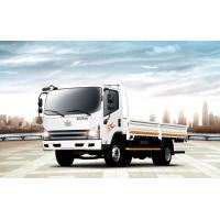 Buy cheap JIEFANG FAW Tiger Heavy Duty Commercial Vehicles , 4*2 Diesel Cargo Van Truck from wholesalers