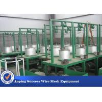 Buy cheap High / Low Carbon Steel / Straight Line Wire Drawing Machine For Welde Wire Mesh from wholesalers