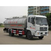 Buy cheap Dongfeng Fresh Milk Delivery Truck , Milk Tanker Truck For Milk Transportation from wholesalers