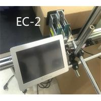 Buy cheap Batch Code Thermal Jet Printer Expiry Date Stamping Machine Silver Color from wholesalers