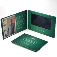 Buy cheap Customized Size Video Brochure Card , Lcd Video Brochure For Birthday Gift product