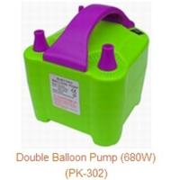 Quick Double-hole balloon pump