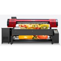 Buy cheap Sublimation Printing Machine USB2.0 Interface With 2880 Nozzles 2 Heads from wholesalers