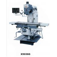 Buy cheap Vertical Milling Machine X5036B from wholesalers