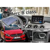 Buy cheap Android Gps Car Navigation Box For Mercedes Benz  B Class ( Ntg 5.0 ) Mirrorlink from wholesalers
