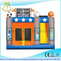 Buy cheap Hanselinflatable sports games,inflatable bouncer slide,inflatable toys for rent from wholesalers